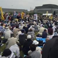 「施行70年 いいね!日本国憲法 5.3憲法集会」に参加した