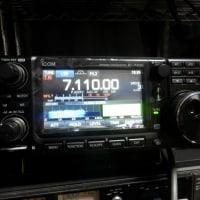 IC7300M運用