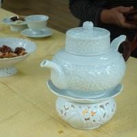 韓国陶旅5-17吃茶点時間