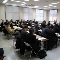 平成29年2月市議会定例会「提出案件説明会」が開かれました(^^ゞ