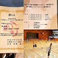 千葉県シニアバドミントンシングル選手権