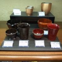 京都伊勢丹の酒器など