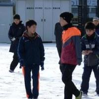 1月15日練習