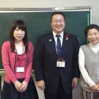 大牟田市社協さんを訪問