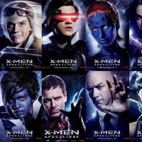 2016‐No.021「X-MEN:アポカリプス」
