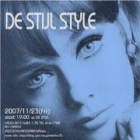 DE STIJL style
