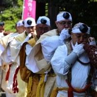 柴灯護摩~神角寺にて