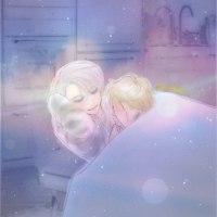 【ユーリ!!! on ICE】ヴィクトル&勇利の新婚生活(?)《1》【妄想】 #yurionice #落書き