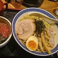 元喜レストラン・特濃えびつけ麺