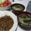 7/20夏野菜のカレーで夕ご飯