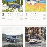 新規当選 MINI カレンダー