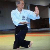 躰道シーラカンスの整体体操 No.264 肩内弦の柔軟性