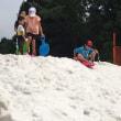 うおぬま夏の雪まつり二日目
