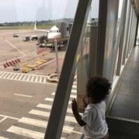 無事にウガンダ戻って来てます。