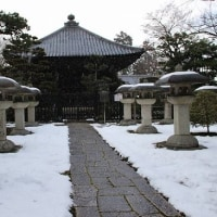 滋賀院門跡と慈眼堂
