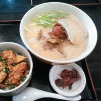本日の昼食(みそ伝@福島市)
