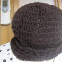 オリジナル帽子作りました。