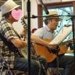 7/23日 佐久間町「あい川音楽祭」マウンテンベルさんの演奏、最高でした(^^)/