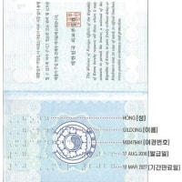 「点字旅券」発給へ 世界初=韓国