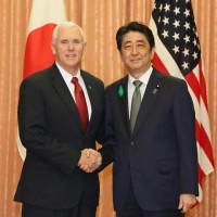 日米共同開発の迎撃ミサイルなどのミサイル迎撃実験を5月に実施することは日米軍事同盟の証明だ