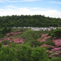 5月21日の普賢登山