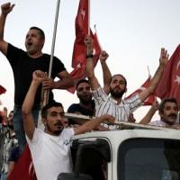 トルコ クーデターが起きた理由「エルドアンに対する軍人の不満が爆発したこと」