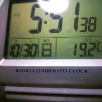 2016_1030_室温が20℃以下になってしまった。