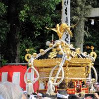 鳥越神社例大祭