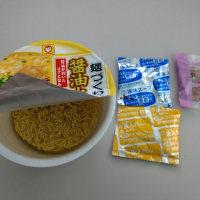 マルちゃん麺づくり醤油とんこつ