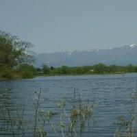 今日の御所湖