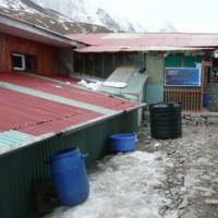 ���٥쥹�ȳ�ƻ�ȥ�å�(14) ���饯�������פ� ��Everest Trail Trek (14) To Gorak Shep