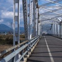 ウォーキングの風景 旧日野橋南回りコース