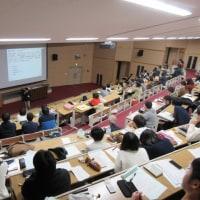 バーチャルリアリティー患者を用いての医学生大講義