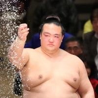 稀勢の里関 初優勝!
