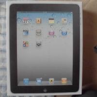 SK君が タブレット (i-pad) を送ってくれた ありがとうございます