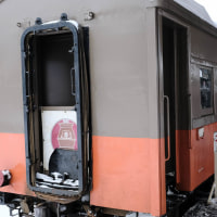 津軽鉄道ストーブ列車に乗った