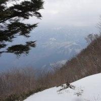 船山ー中津山…徳島県
