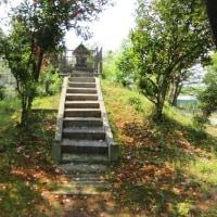 【古墳巡り 番外編】 国分小学校の隣の神社