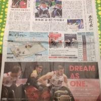 ジャパンパラ・ウィルチェアーラグビー国際対抗戦