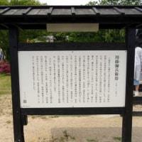 5月3日 山陰観光4日目・・・富田城