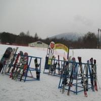 3月21日今シーズンのスキー完結編