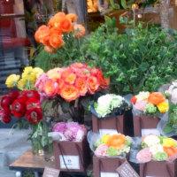新スタイル  恵比寿のお花屋さんがカフェになりました!!