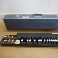 「大正琴 Palm Harp 楽器 ハードケース」を買い取させていただきました。