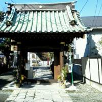 鎌倉七福神「寿老人」の妙隆寺