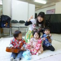<満席御礼>4/12英語リトミック(六甲道教室)