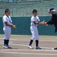 29.5.28 学童軟式野球選手権大会 決勝戦