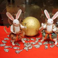 ホリ・ヒロシ展と人形舞