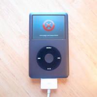 ipod classic iTunesで反応しない 吉祥寺のお客様