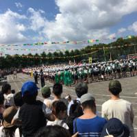 チュンさん2年目!  大運動会!!