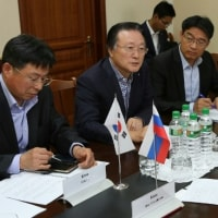 ロシア漁場確保に傾注する韓国沿岸漁業